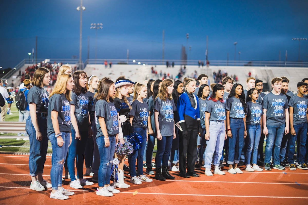 Hebron High School Choir